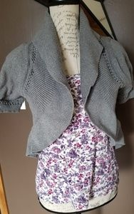 Sweaters - Perfect for spring! Sweater/tank bundle! S/M